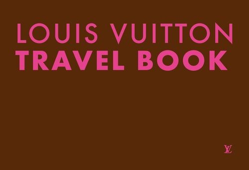 La collection Travel Book Louis Vuitton A326