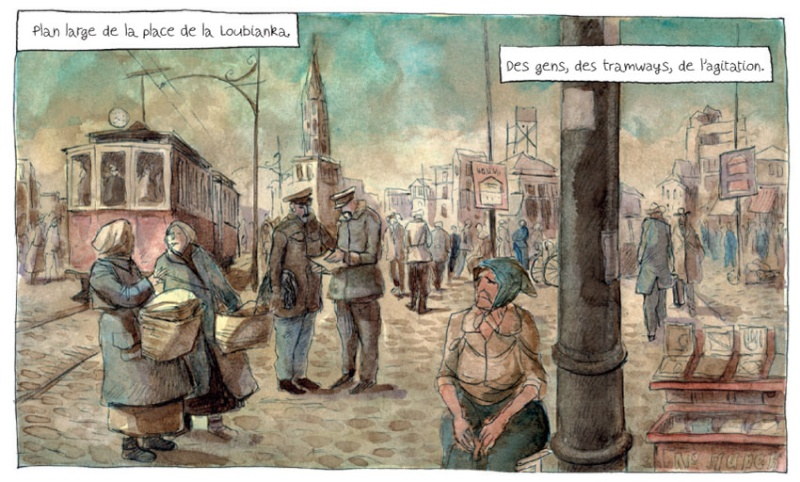 [BD] Clément Oubrerie - Page 2 A77