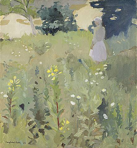 Fairfield Porter [Peintre] Aa49