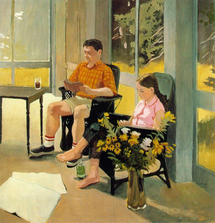 Fairfield Porter [Peintre] Aaa43