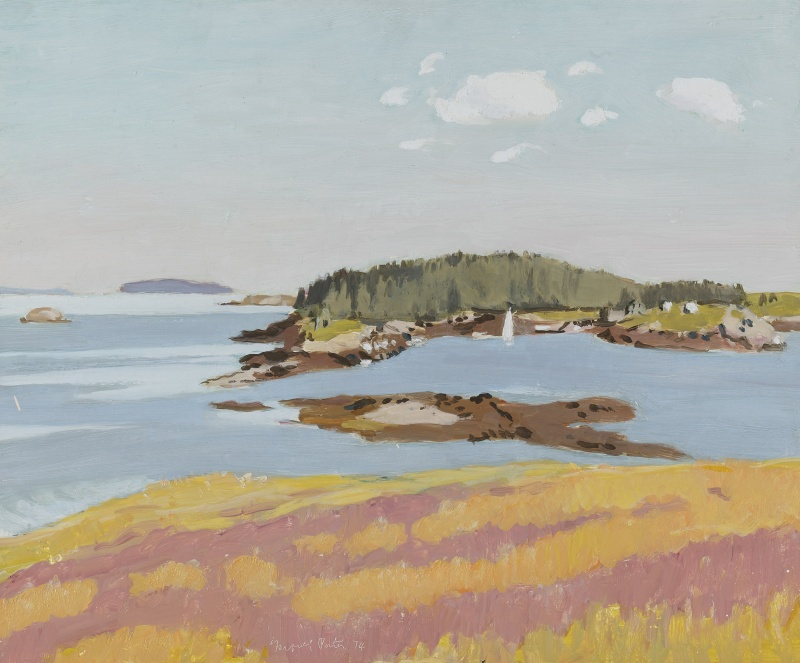 Fairfield Porter [Peintre] Aaaa29