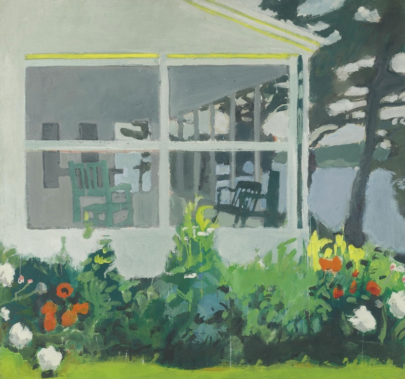 Fairfield Porter [Peintre] Aaaa30