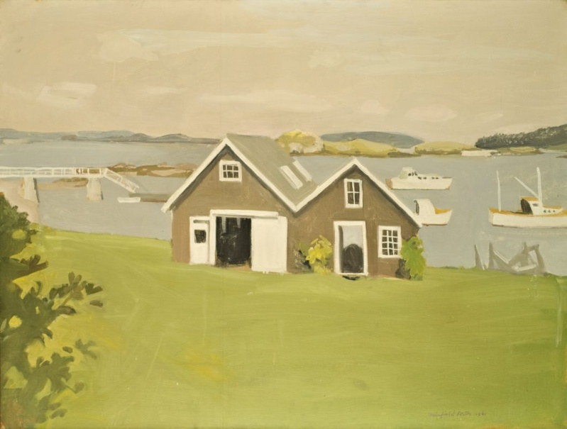 Fairfield Porter [Peintre] Aaaa31