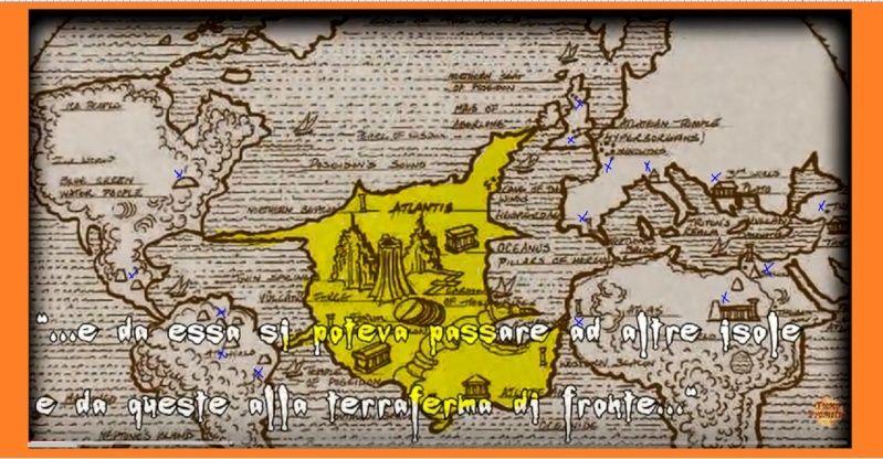 LA CRETE, BERCEAU DE L'HUMANITE ? CITE ATLANTE ? les indiens HOPI... ET SI L'ANTARTIQUE  ???? Atlant11