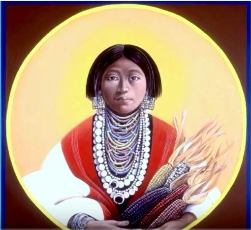 LA CRETE, BERCEAU DE L'HUMANITE ? CITE ATLANTE ? les indiens HOPI... ET SI L'ANTARTIQUE  ???? Hopi_810