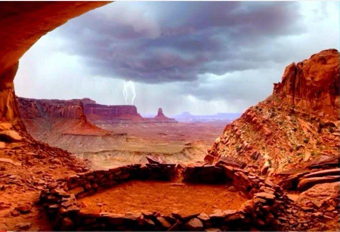 LA CRETE, BERCEAU DE L'HUMANITE ? CITE ATLANTE ? les indiens HOPI... ET SI L'ANTARTIQUE  ???? Hopi_910