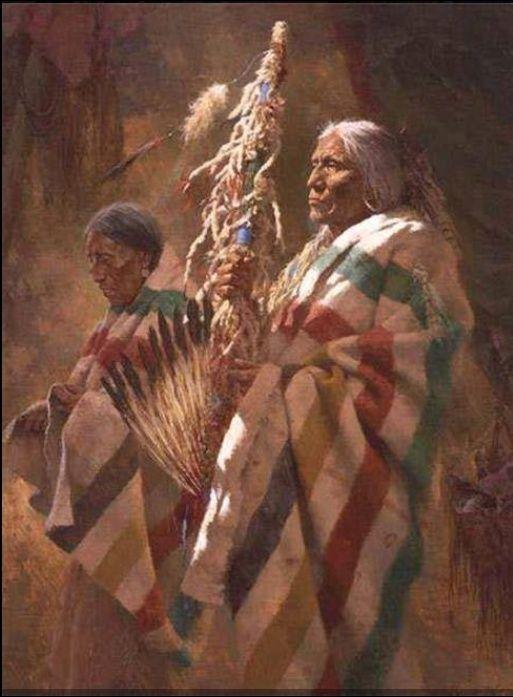 LA CRETE, BERCEAU DE L'HUMANITE ? CITE ATLANTE ? les indiens HOPI... ET SI L'ANTARTIQUE  ???? Hopi_p10