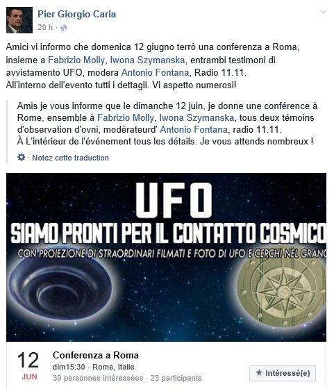 PIER GIORGIO CARIA.... GIORGIO BONGIOVANNI... ET LEURS AMIS....  LES ACROGLYPHES DANS LE MONDE  Rome10