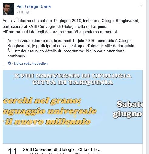 PIER GIORGIO CARIA.... GIORGIO BONGIOVANNI... ET LEURS AMIS....  LES ACROGLYPHES DANS LE MONDE  Tarqui10