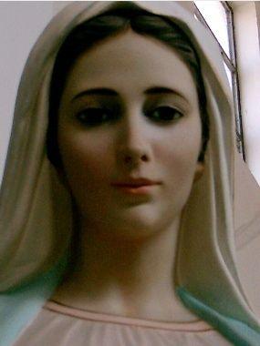 PIER GIORGIO CARIA.... GIORGIO BONGIOVANNI... ET LEURS AMIS....  LES ACROGLYPHES DANS LE MONDE  Vierge12
