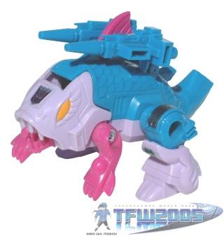 [TFC Toys] Produit Tiers - Jouet Poseidon - aka Piranacon/King Poseidon (TF Masterforce) - Page 2 Transf11