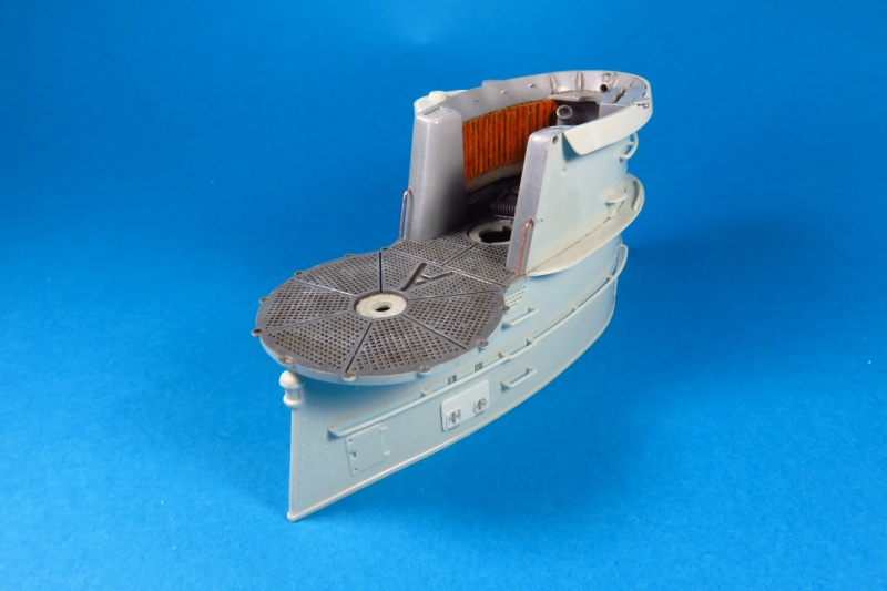 U Boat Type VII C  - Page 3 Img_1150