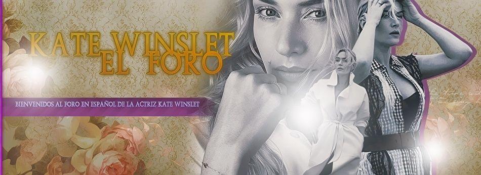 KATE WINSLET- EL FORO