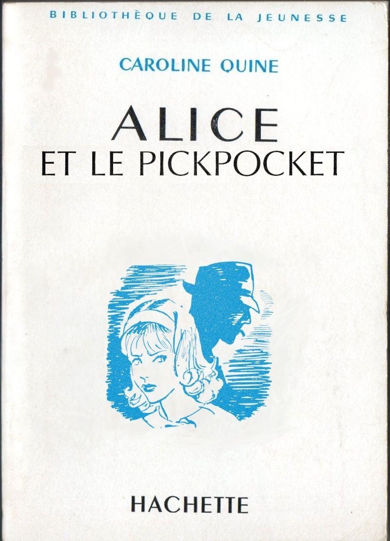 Recherches sur les anciennes éditions d'Alice (Titres 16 à 30)  16alic15