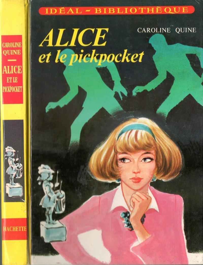 Recherches sur les anciennes éditions d'Alice (Titres 16 à 30)  16alic16
