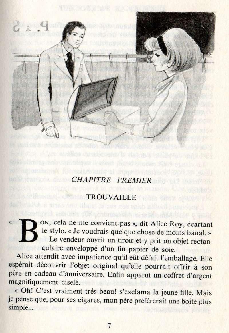 Recherches sur les anciennes éditions d'Alice (Titres 16 à 30)  16alic18