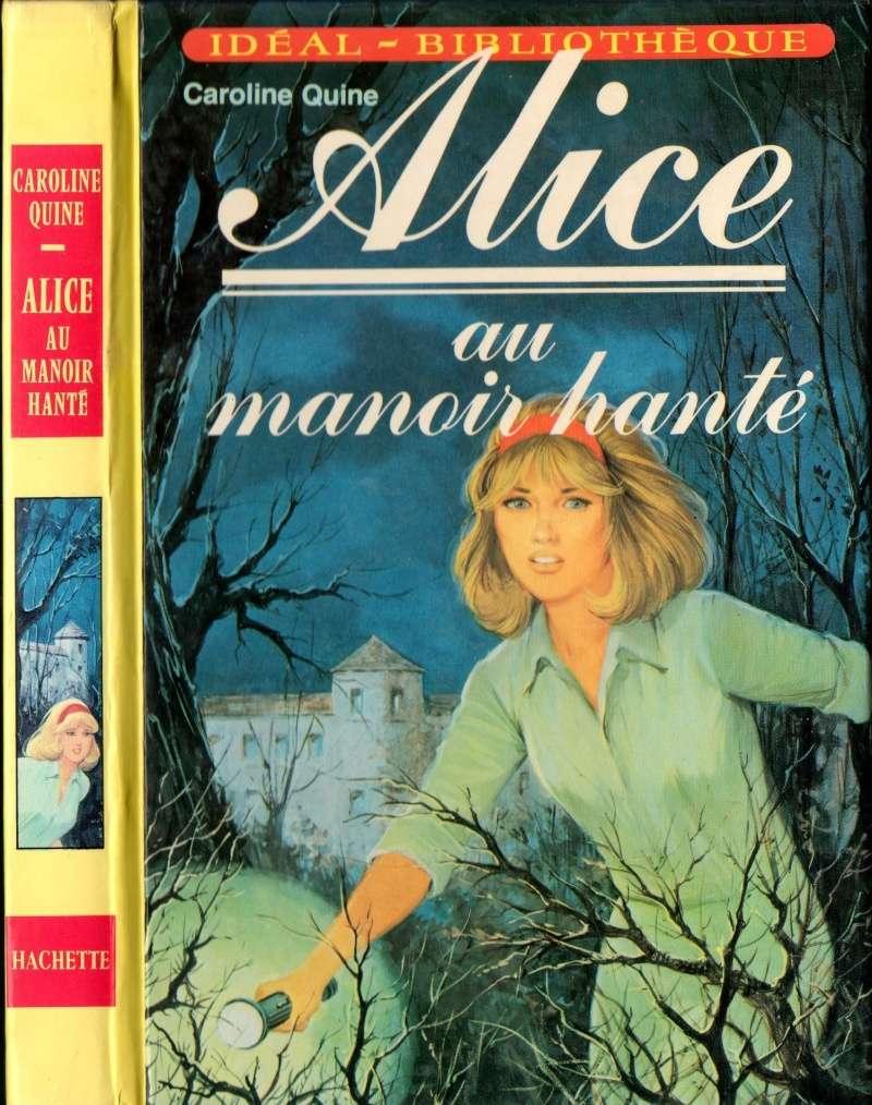 Recherches sur les anciennes éditions d'Alice (Titres 16 à 30)  17alic16