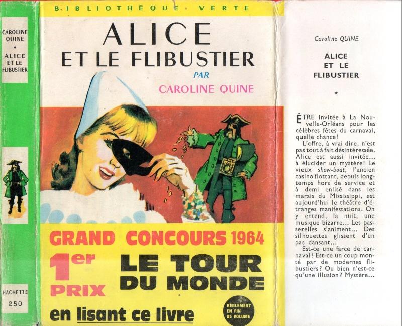 Recherches sur les anciennes éditions d'Alice (Titres 16 à 30)  18alic13