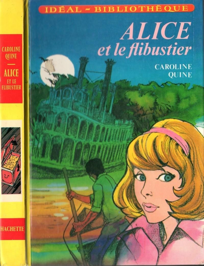 Recherches sur les anciennes éditions d'Alice (Titres 16 à 30)  18alic17