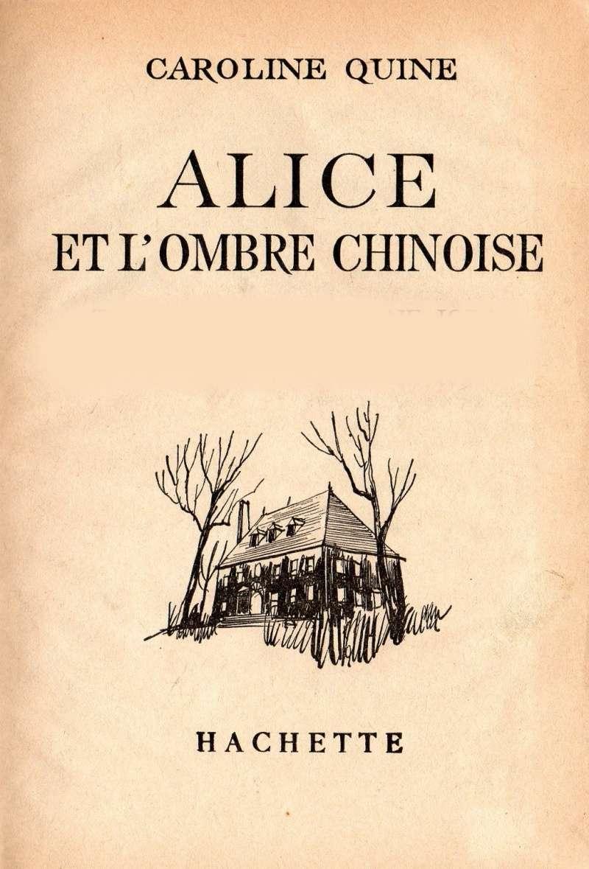 Recherches sur les anciennes éditions d'Alice (Titres 16 à 30)  23alic12