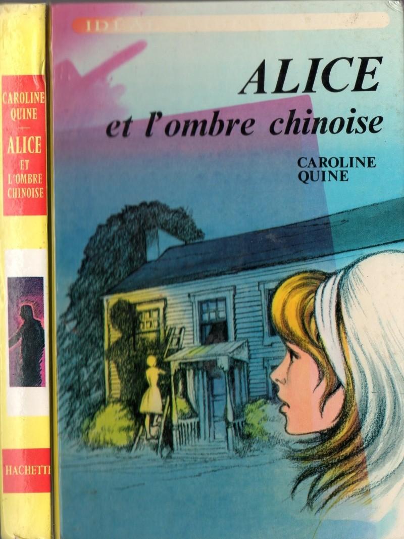 Recherches sur les anciennes éditions d'Alice (Titres 16 à 30)  23alic13
