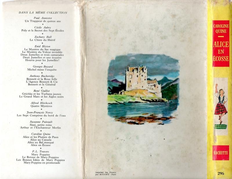 Recherches sur les anciennes éditions d'Alice (Titres 16 à 30)  24alic10