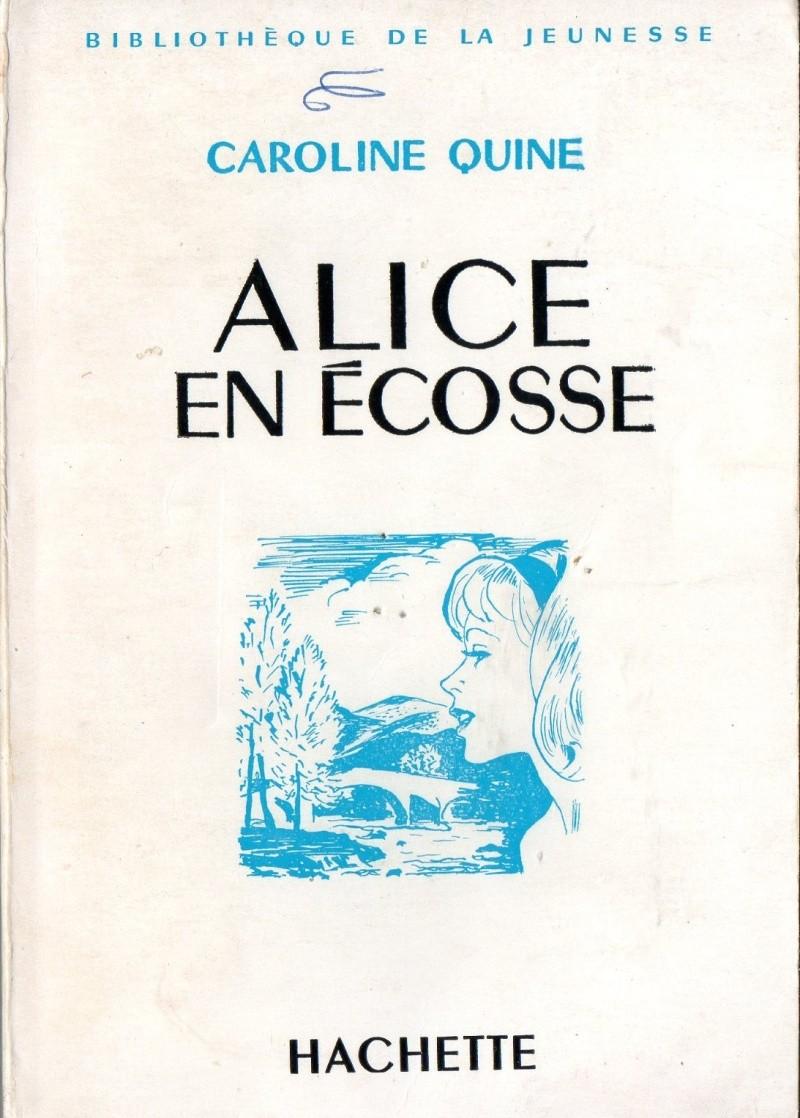 Recherches sur les anciennes éditions d'Alice (Titres 16 à 30)  24alic11