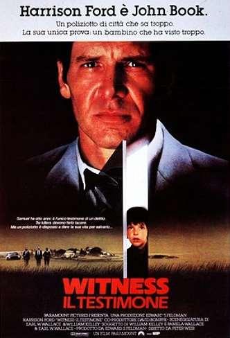 [film] Witness – Il testimone (1985) La_ter14