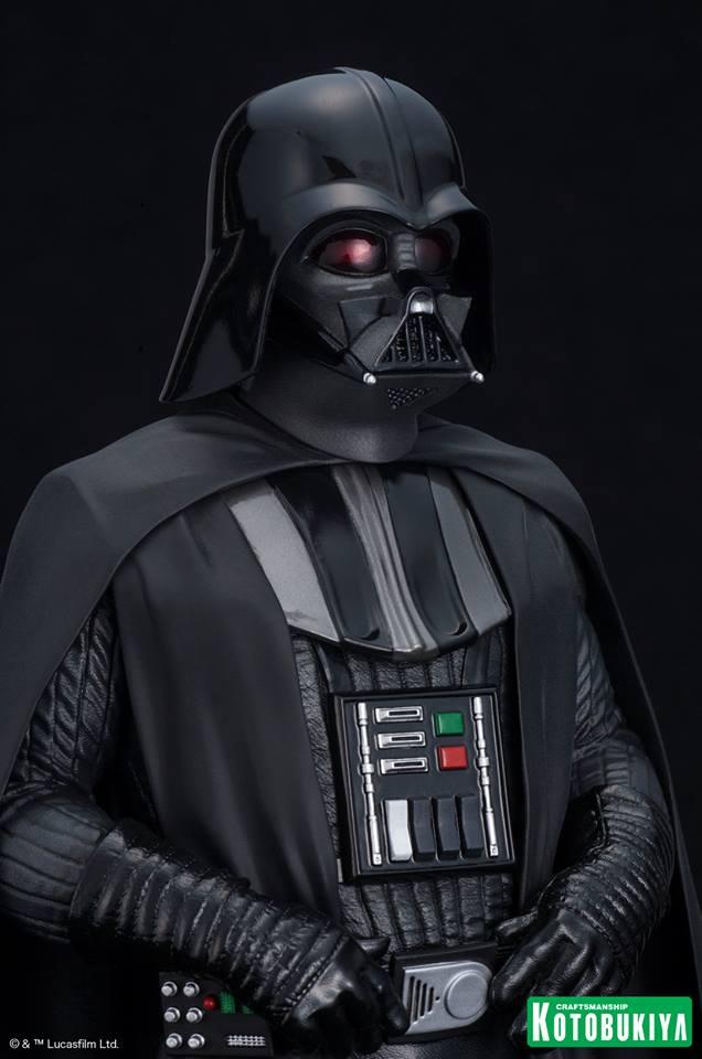 Kotobukiya Star Wars - Darth Vader A New Hope Version ARTFX  12961410