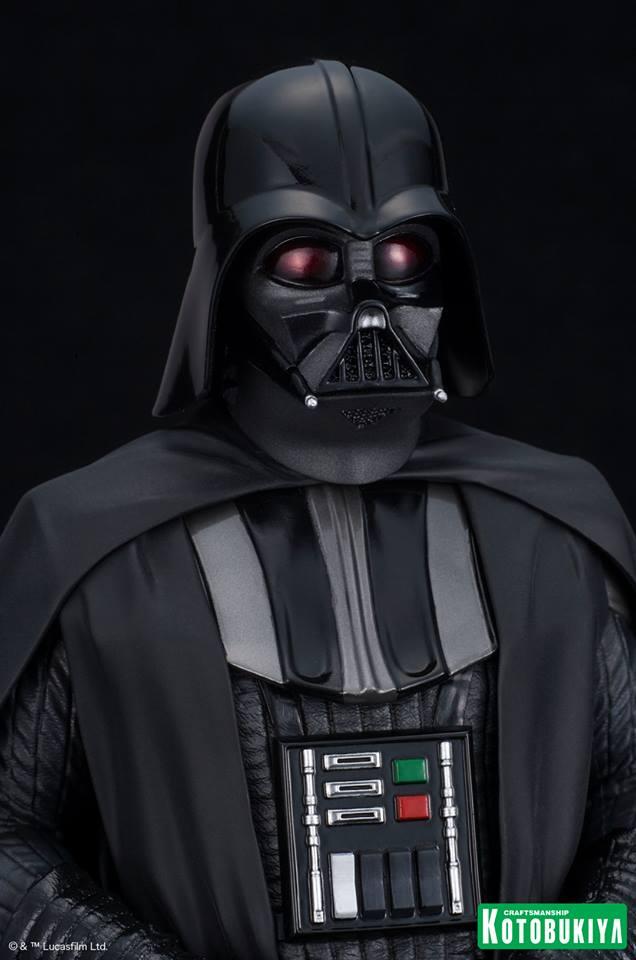 Kotobukiya Star Wars - Darth Vader A New Hope Version ARTFX  12961510