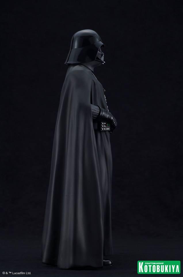 Kotobukiya Star Wars - Darth Vader A New Hope Version ARTFX  12963510