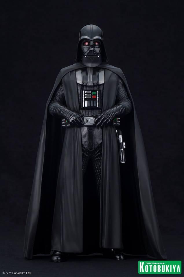 Kotobukiya Star Wars - Darth Vader A New Hope Version ARTFX  12993610