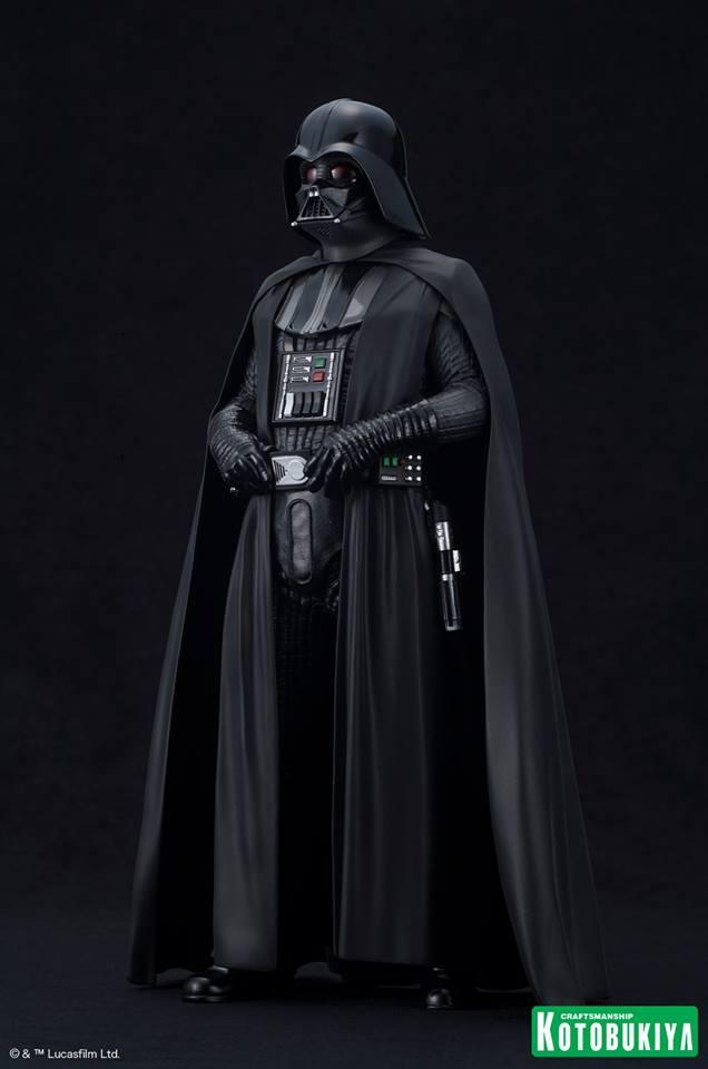 Kotobukiya Star Wars - Darth Vader A New Hope Version ARTFX  12994510