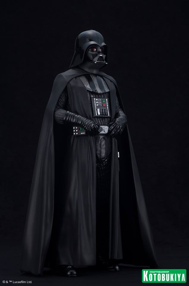 Kotobukiya Star Wars - Darth Vader A New Hope Version ARTFX  13010710