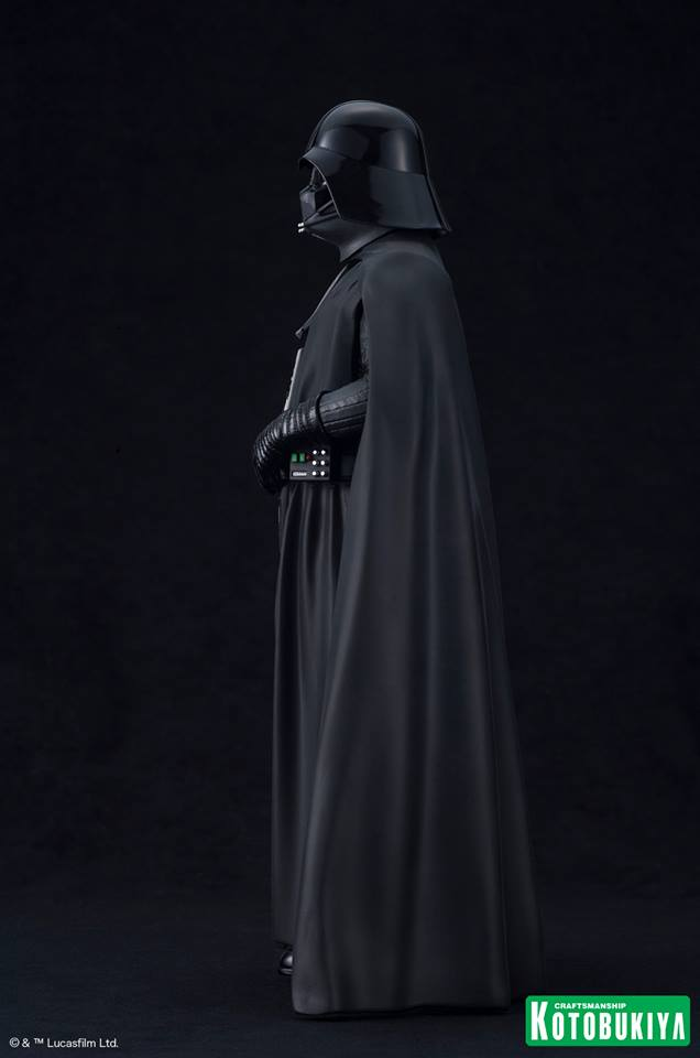 Kotobukiya Star Wars - Darth Vader A New Hope Version ARTFX  13012710