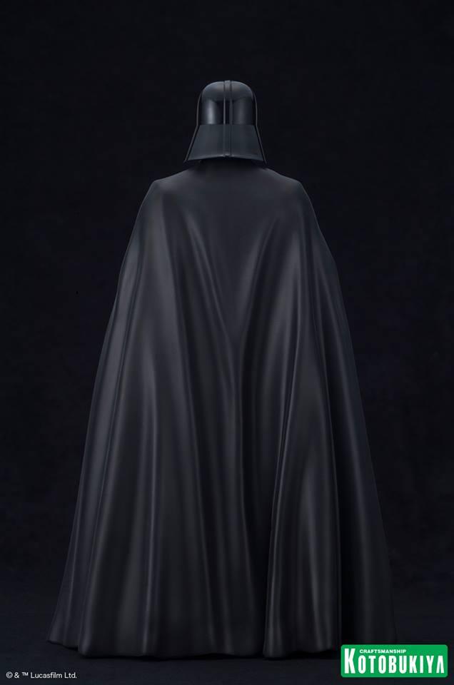 Kotobukiya Star Wars - Darth Vader A New Hope Version ARTFX  13015210