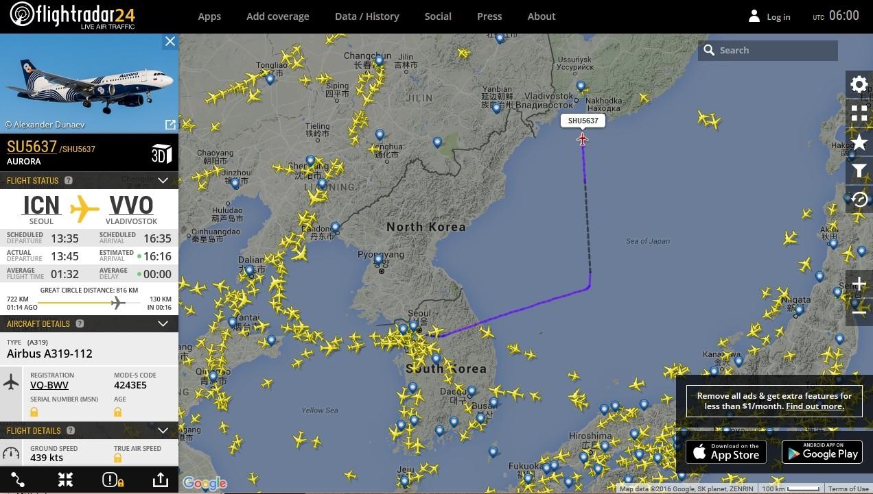 radarvirtuel.com/Flightradar24.com : tous les avions en vol en direct sur une carte - Page 3 2corye11