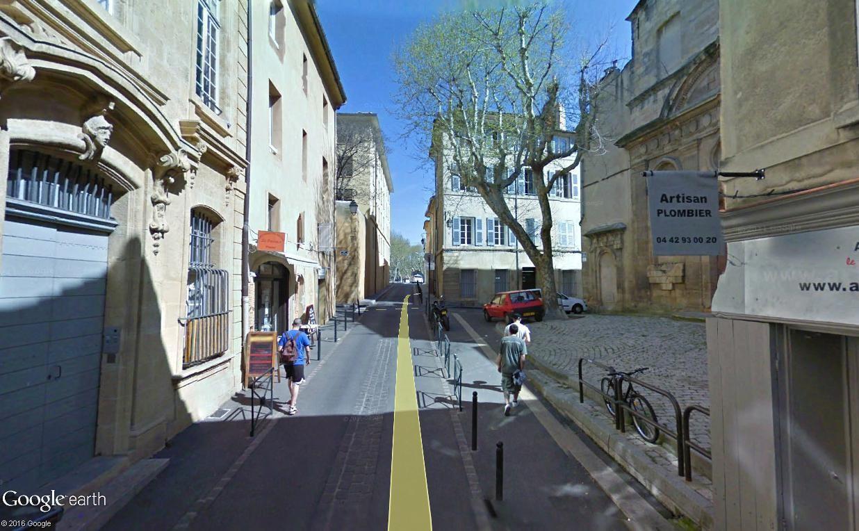 STREET VIEW : 2 sens de circulation = 2 saisons différentes vues de la Google Car ! [A la chasse !] - Page 3 Aix_en10