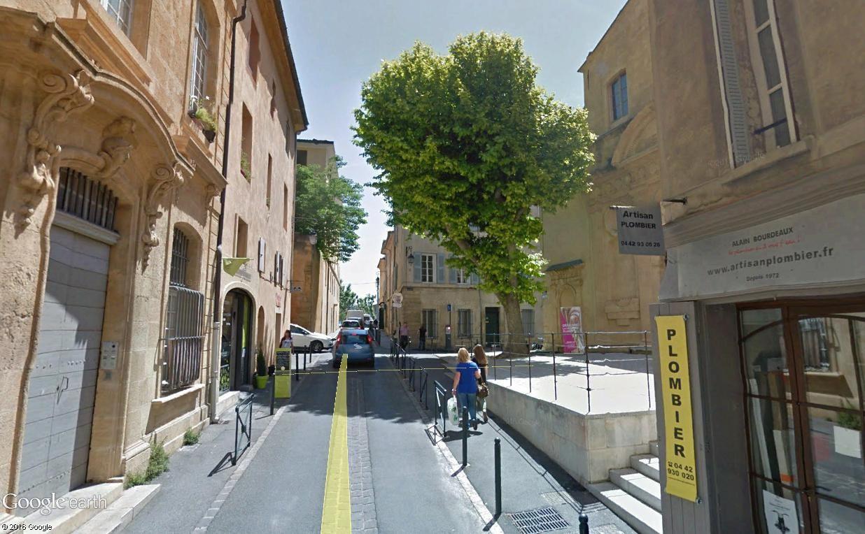 STREET VIEW : 2 sens de circulation = 2 saisons différentes vues de la Google Car ! [A la chasse !] - Page 3 Aix_en11