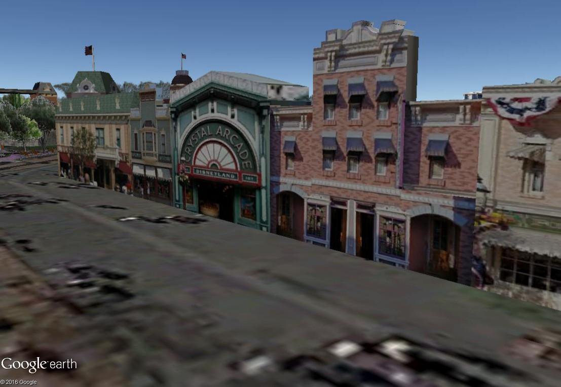 [résolu]Problème Disneyland Paris : plus de bâtiments en 3D Anahei10