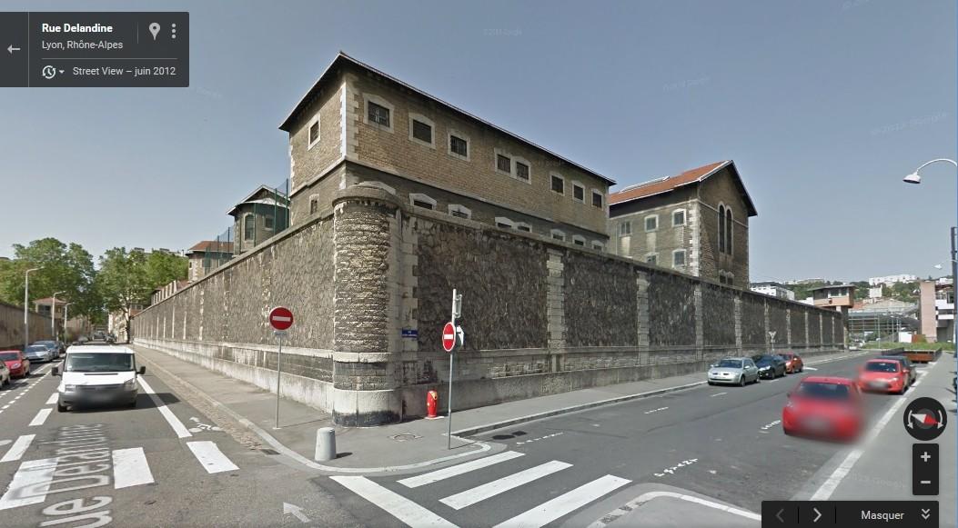 La nouvelle vie des prisons Saint-Paul et Saint-Joseph, Lyon Angle110