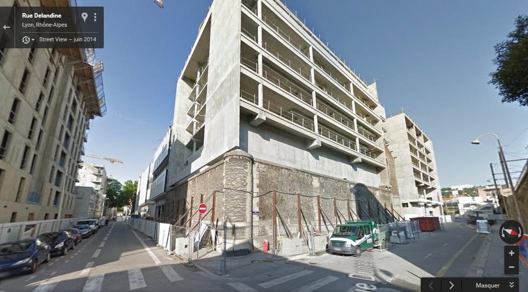 La nouvelle vie des prisons Saint-Paul et Saint-Joseph, Lyon Angle210