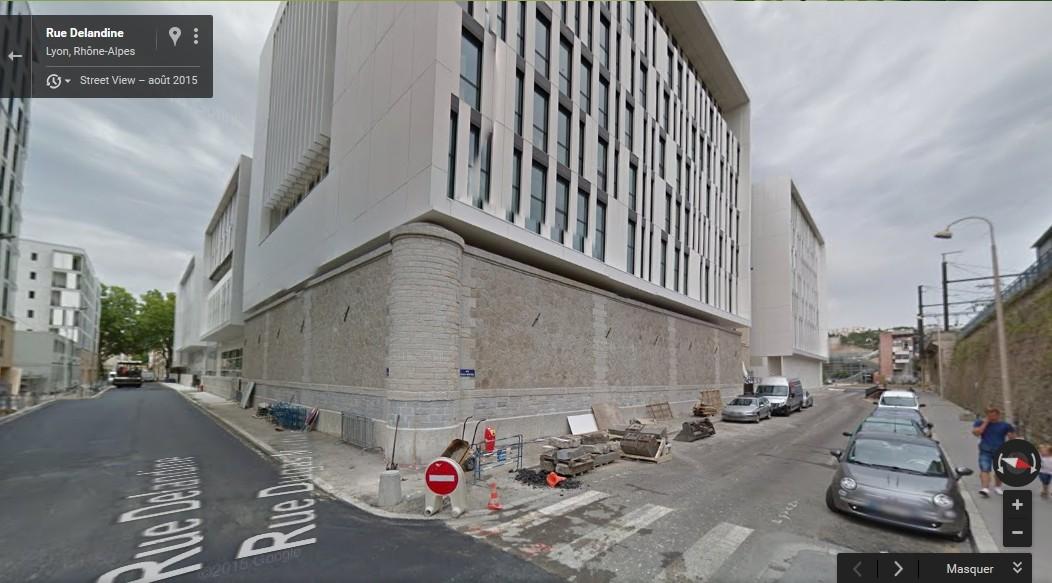 La nouvelle vie des prisons Saint-Paul et Saint-Joseph, Lyon Angle310