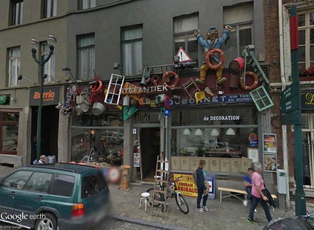 STREET VIEW : les façades de magasins (Monde) - Page 8 Antiq10