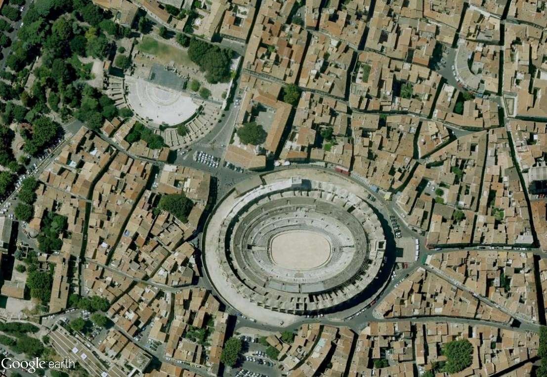 """Amphithéâtres romains : """"Panem et circenses"""" - Page 2 Arles_10"""