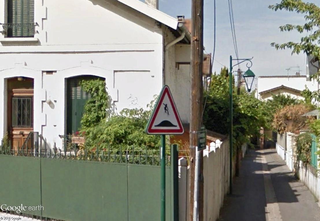 STREET VIEW : les panneaux routiers - Page 4 Avenue10