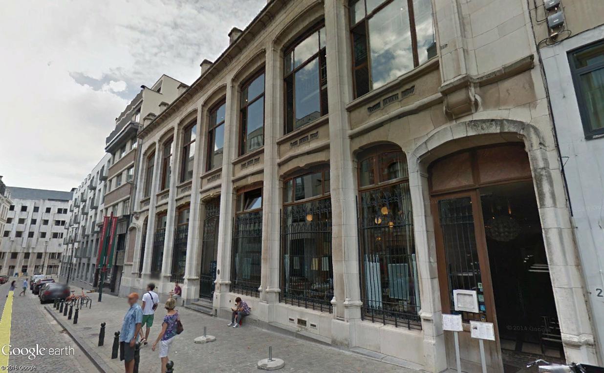 Les parcours BD de Bruxelles, Laeken et Anvers - Page 6 Centre10