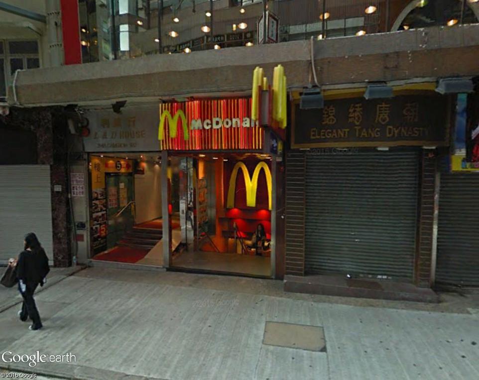 McDonald's couleur locale Hong_k12