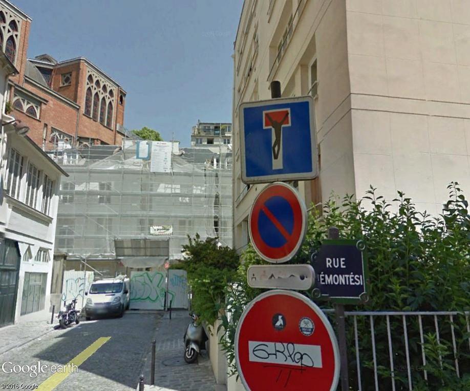 STREET VIEW : les panneaux routiers - Page 4 Jesus10