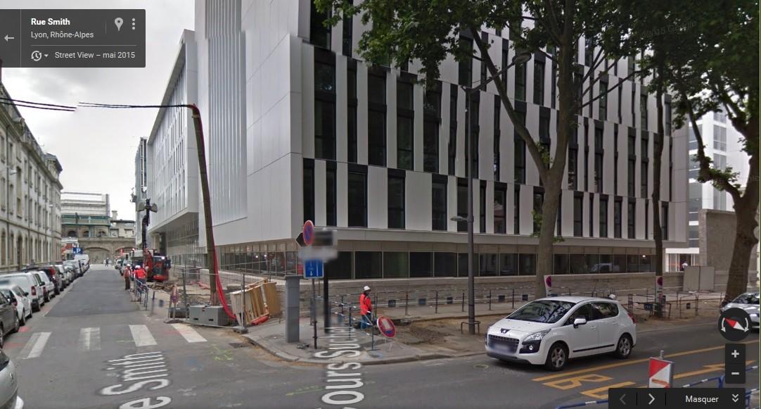 La nouvelle vie des prisons Saint-Paul et Saint-Joseph, Lyon Prison11
